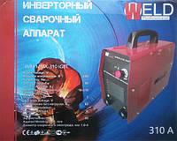 Зварювальний інвертор Weld Iwm Mma-310