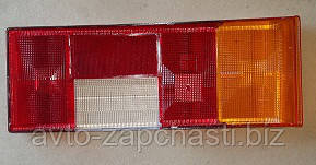 Стекло фонаря заднего ВАЗ 2108, 2109, 21099 Формула Света старого образца правое (Р2108.3716204)