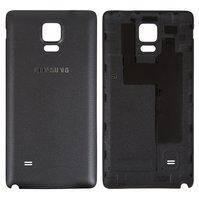 Задняя крышка батареи для мобильных телефонов Samsung N910FGalaxy Note 4, N910HGalaxy Note 4, черная