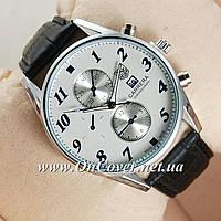 Наручные кварцевые часы Tag Heuer Grand Carrera Black/Silver/White