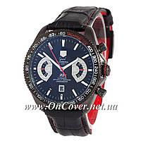 Наручные механические часы Tag Heuer Grand Carrera Calibre 17 Black