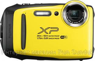 Fujifilm FinePix XP130 – компактный цифровой фотоаппарат в защищенном корпусе