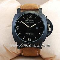 Наручные часы Panerai Officine 1860 Black/Black-milk