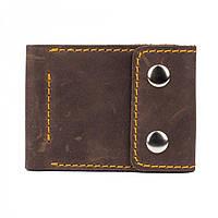 Кожаный аксессуар для денег Black Brier арт. P-16-33