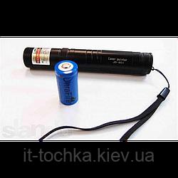 Указка лазерная jd-851 с насадкой (jd-851)