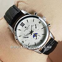 Наручные кварцевые часы Vacheron Constantin Geneve 8221-2 Silver/White