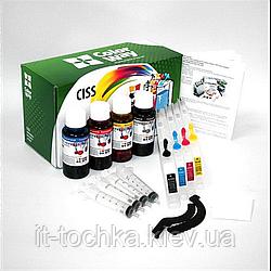 Перезаправляемые картриджи colorway brother lc-1240/1280 lr без чернил (lc1240rn-0.0)