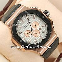 Мужские наручные часы Bvlgari daniel roth cal 1306 gold silver