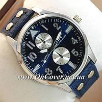 Наручные часы IWC Schaffhausen Blue/Silver/Blue