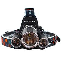 Водонепроницаемый фонарь Boruit HL-720