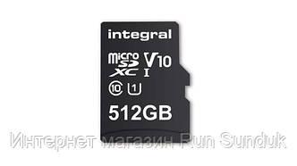 Рекорд емкости карт microSD
