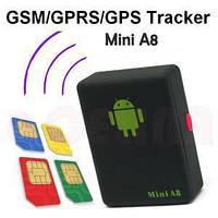 GPS Маячок A8 Mini, универсальный