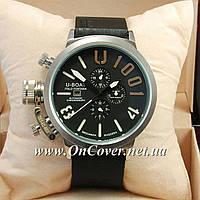 Наручные часы механические U-boat Italo Fontana Silver-Black