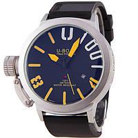 Наручные часы механические U-boat Italo Fontana Silver Yellow