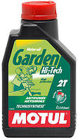 Масло 2T GARDEN 2T MOTUL 1л для бензопил HI-TECH TECHNOSYNTHESE #102799