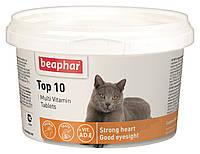 Beaphar (Беафар) Витамины для кошек ТОП10 180таб