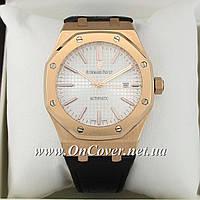 Наручные часы Audemars Piguet ROYAL OAK Gold/White