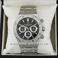 Наручные часы Audemars Piguet ROYAL OAK Silver-Black