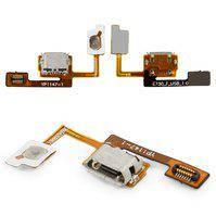 Шлейф для мобильного телефона LG E730 Optimus Sol, коннектора зарядки, кнопки включения