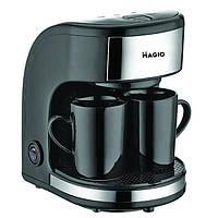 Кофеварка 450Вт MAGIO 348MG