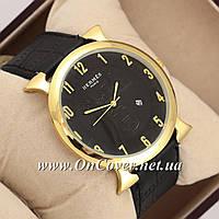 Часы наручные кварцевые Hermes Vintage BlackGoldBlack