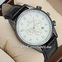Наручные часы Mercedes Benz Black\Black\White