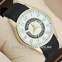 Наручные часы Mercedes Benz Elegance Black\Gold\White