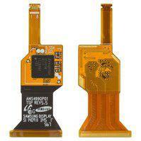 Шлейф для мобильного телефона Samsung I9500 Galaxy S4, для ремонта тачскрина