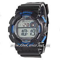 Наручные часы Lasika W-H9001 Black/Blue