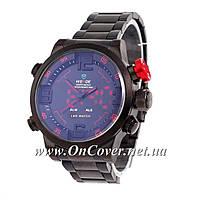 Наручные часы Weide Sport Black/Red