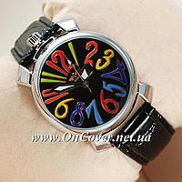 Механические часы Winner Gaga Style Silver/Black
