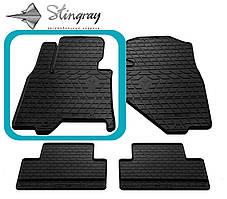INFINITI QX50 2013- Водительский коврик Черный в салон
