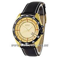 Наручные часы Hugo Boss 1233 Gold-Black