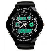 Наручные часы Skmei S-Shock Black