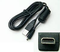 Кабель (шнур) USB UC-E6 для камер Sony A200, A300, A350, A700, A900, DSLR-A100, DSLR-A230, DSLR-A330 и др