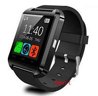 Наручные умные часы (смарт) Smart U8 Black