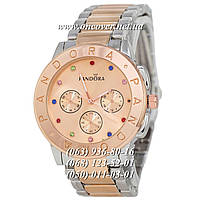 Наручные часы Pandora Silver-Gold-Pink