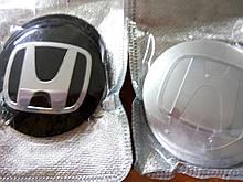 3D наклейки на диски и колпаки HONDA металл  56 мм  и  65 мм