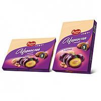 Конфеты Чернослив вкусный с орехом в шоколаде фл. вес. Positive 300 г