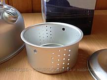 Походный алюминиевый чайник  Sturm Mil-tec +ситечко 1Qt(0,95л)(14695000), фото 2