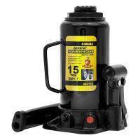 Домкрат гидравлический бутылочный 15т H 230-460мм