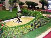 Сад в испанском стиле