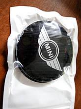 3D наклейки на диски и колпаки MINI металл  56 мм