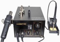 Паяльная станция HandsKit 852 (паяльник+компрессорный фен)
