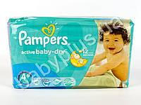 "Подгузники Pampers ""Active Baby-Dry Maxi+"" (9-16 кг) 45шт"