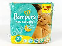 "Подгузники Pampers ""New Baby-Dry Mini"" (3-6 кг) 94шт"