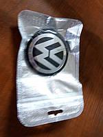 3D наклейки на диски и колпаки VOLKSWAGEN металл