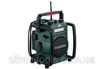 Аккумуляторный радиоприемник Metabo RC 14.4-18, Каркас