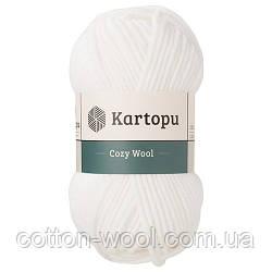 Cozy Wool 75% Акрил 25% Шерсть K010