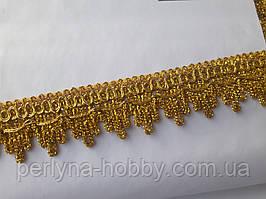 Тесьма декоративная Тасьма декоративна люрекс  3 см